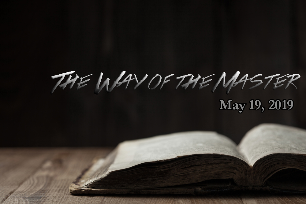 Scripture for  Sunday, May 19, 2019